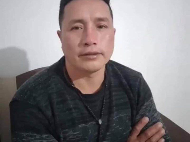 Milton Quezada, migrante azuayo fallecido al intentar cruzar la frontera.