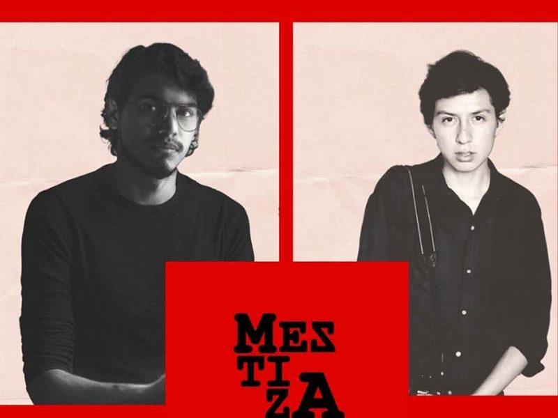 Camilo Toledo y Johhny Caldas, gestores de la plataforma Meztiza.