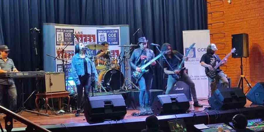 El Ensamble Bliblián Rock será parte de esta edición de la Fiesta de la Música.