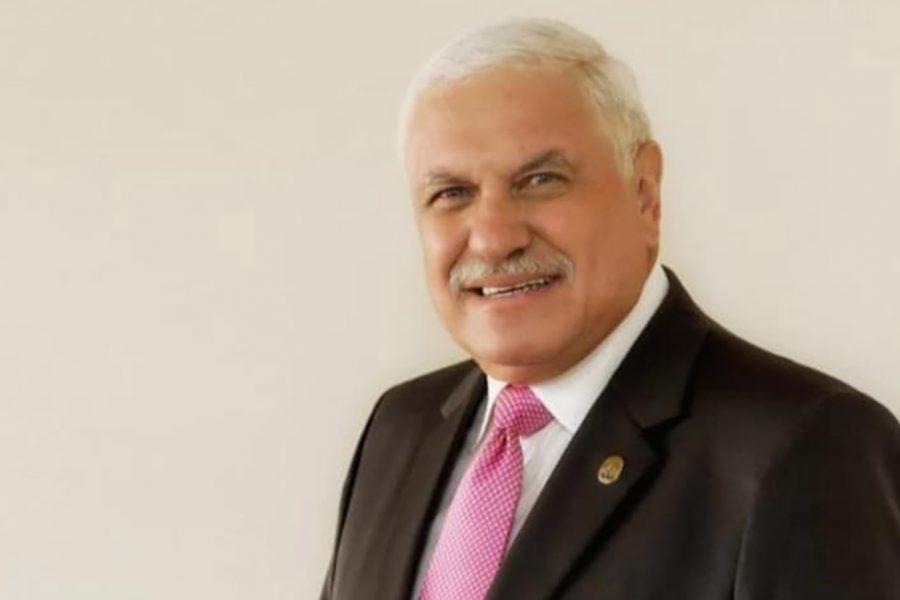 Marcelo Cabrera, Ministro de Transporte y Obras Públicas.